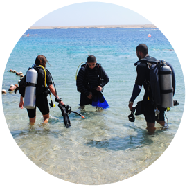 Курс PADI Advanced Open Water Diver